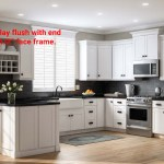 Kitchen Cabinet With Face Frame Full Overlay Door Hinges Woodworking Stack Exchange