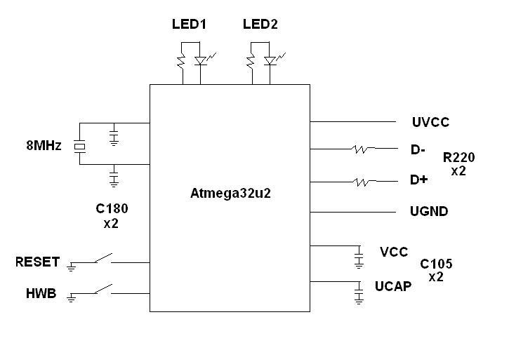 Newbie: Resistor And Capacitor Symbols