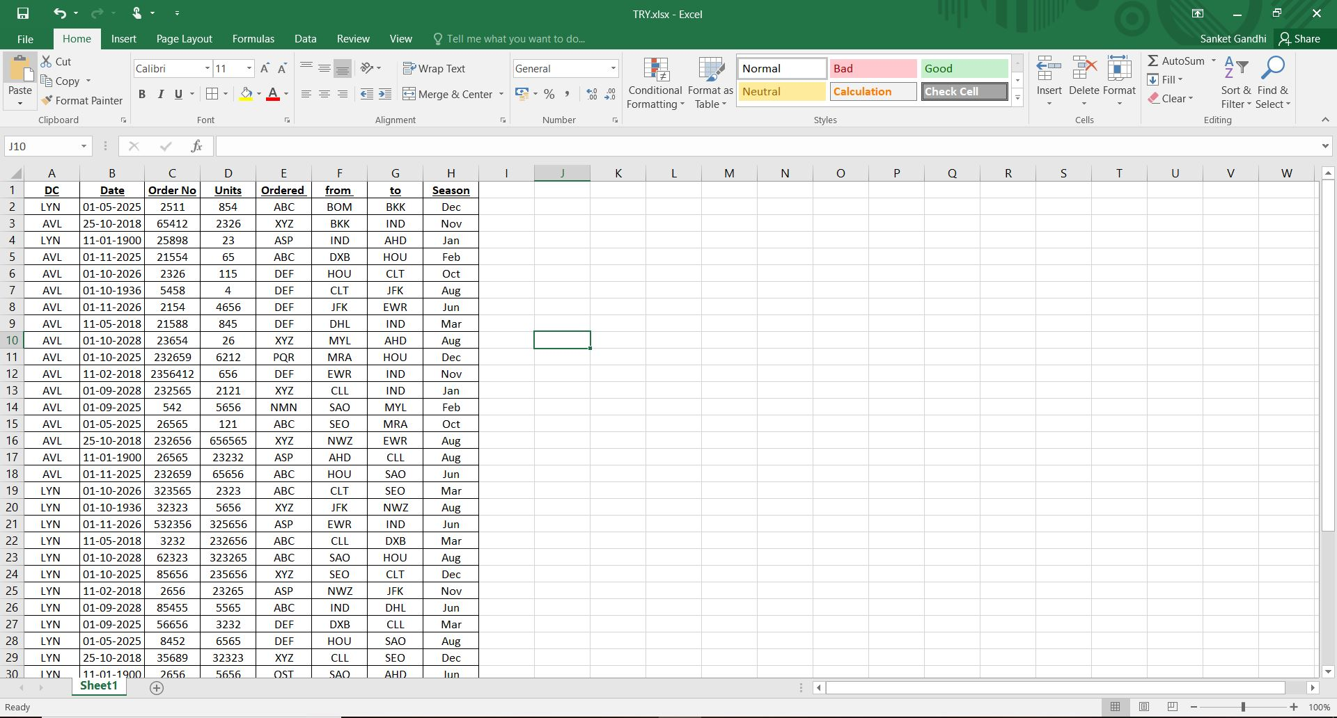Excel Vba From A Summary List To Prompt For Order No Copy