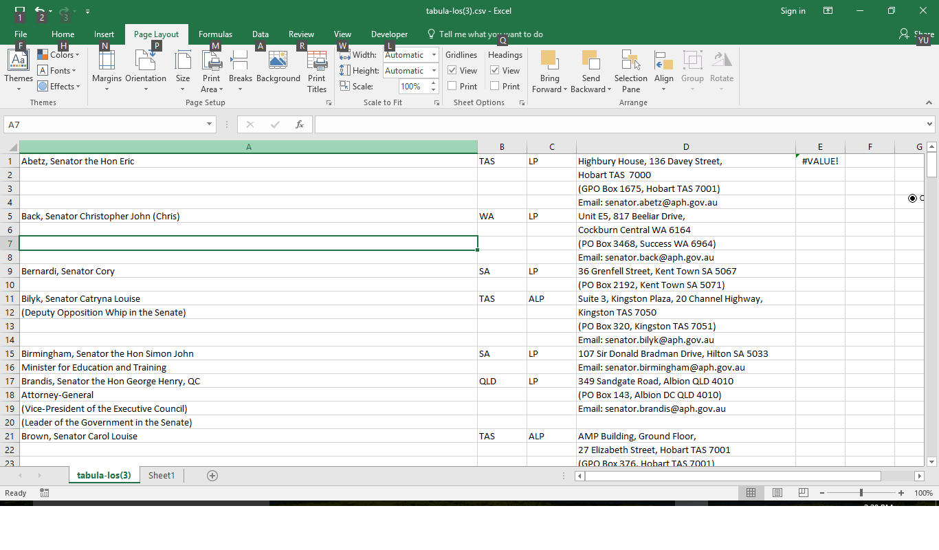 Extract Email From Excel Spreadsheet