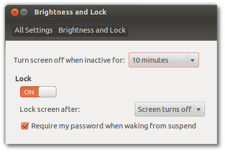How do I disable the screensaver/lock in Unity ? – Programmer's Diary