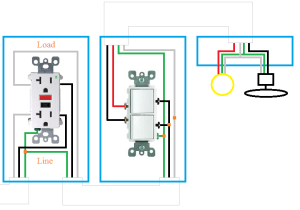 electrical  How can I rewire my bathroom fan, light, and