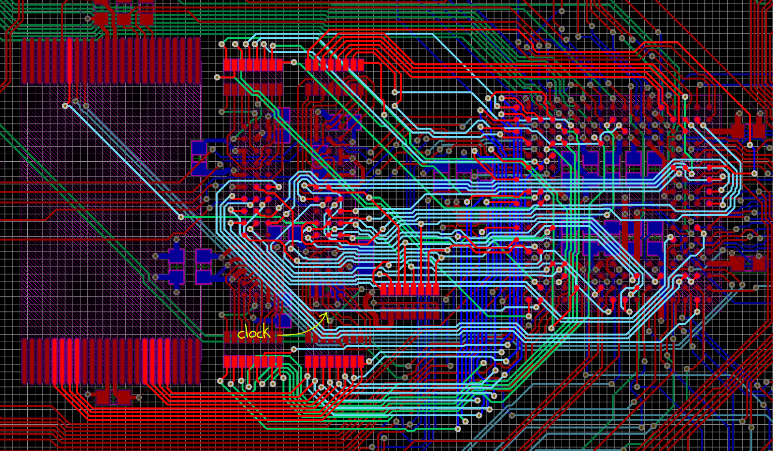 Memory SDRAM Prototype Vs Production Woes Electrical