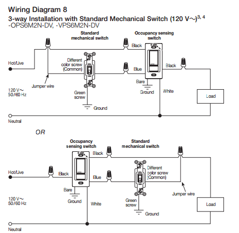 blue screw lutron 3 way dimmer switch wiring diagram  auto