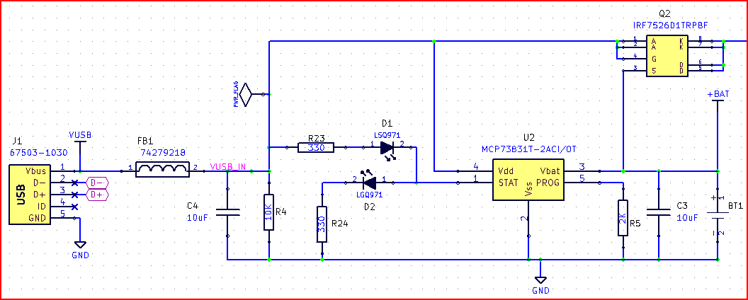 5V UPS Design IC/ Battery-backup Circuit