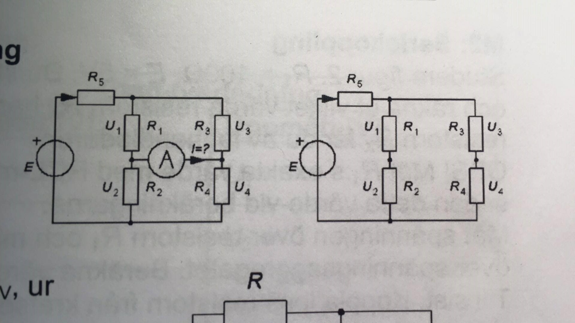 Voltage Divider In Series And Parallel Circuit