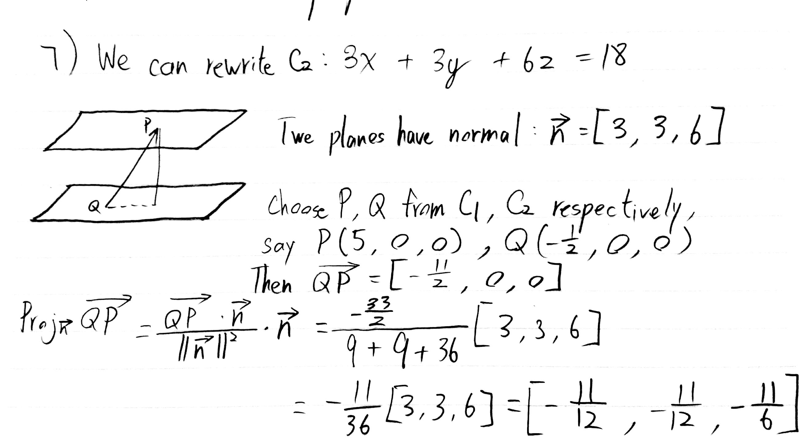 Equation Of Line Between Two Points 3d