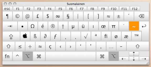 Heart Symbol On Keyboard Shortcut For Mac