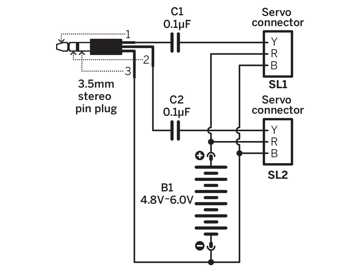 Jacks Stereo 3 Conductor Diagram