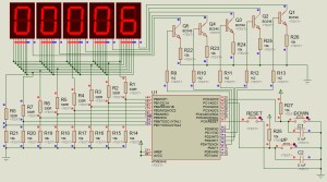 c  ATmega8 updown counter not counting correctly  Stack