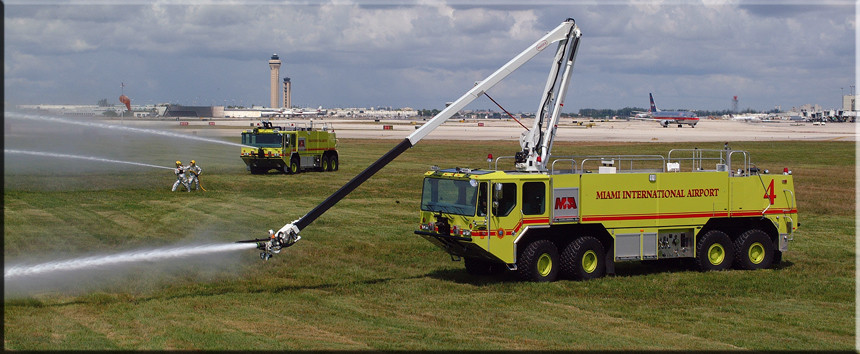 Emergency Why Are Airport Firetrucks Painted Yellow
