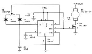 Help for PWM circuit for 12 volts DC up to 13 A