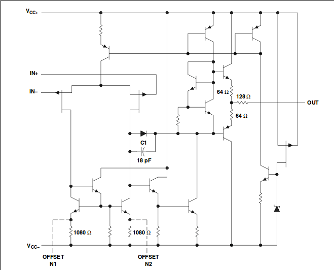 Difference Between Differential Op Amp And