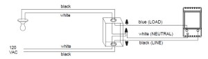 electrical  How do I replace a single pole light switch with a programmable timer switch