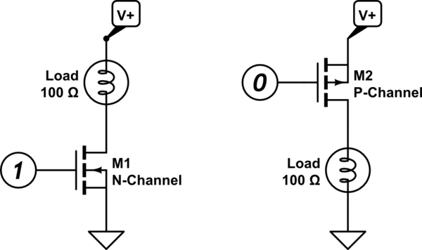 How Do I Do A Basic MOSFET Wiring?