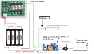 batteries  Diy 18650 4s battery pack [How to charge, how