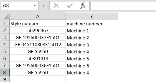Excel Vba Macro To Match Cells From Two Different