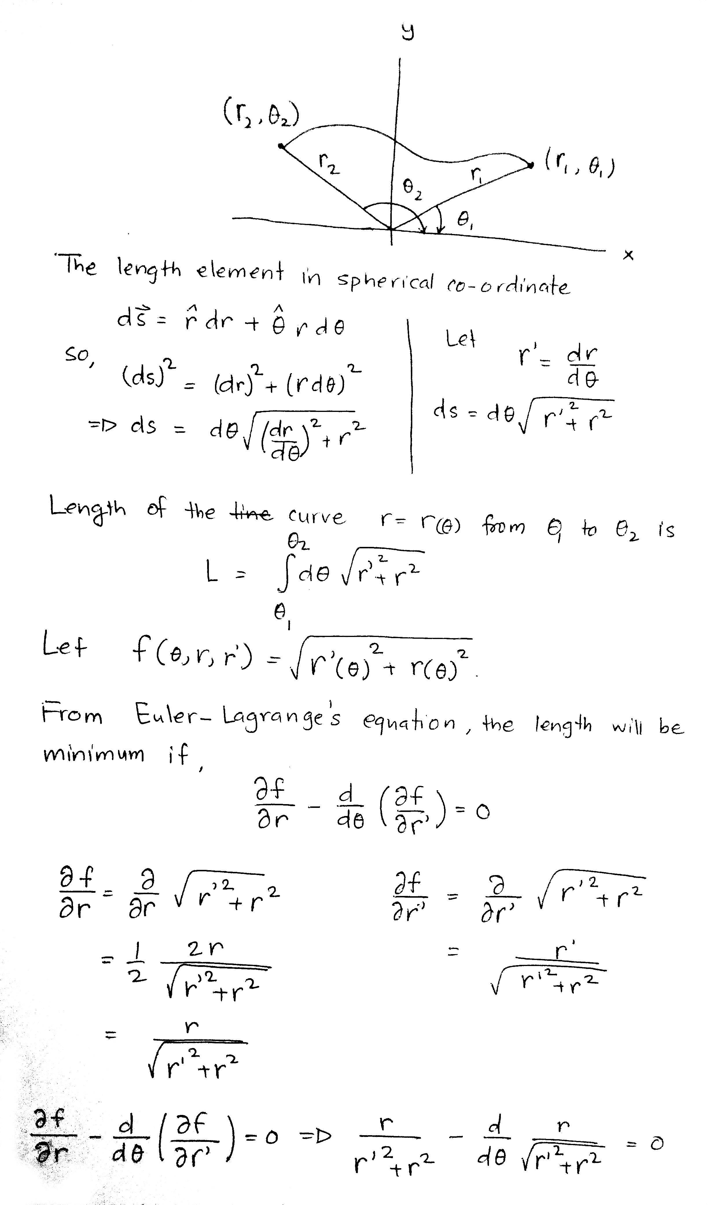 Equao De Euler Lagrange