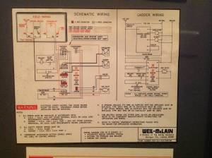 electrical  Where to connect thermostat C wire to WeilMcLain HE2 series 1 boiler  Home