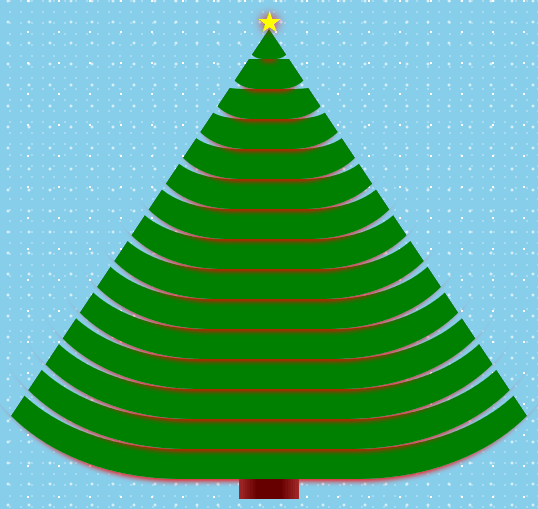 Popularity Contest Make A Scalable Christmas Tree