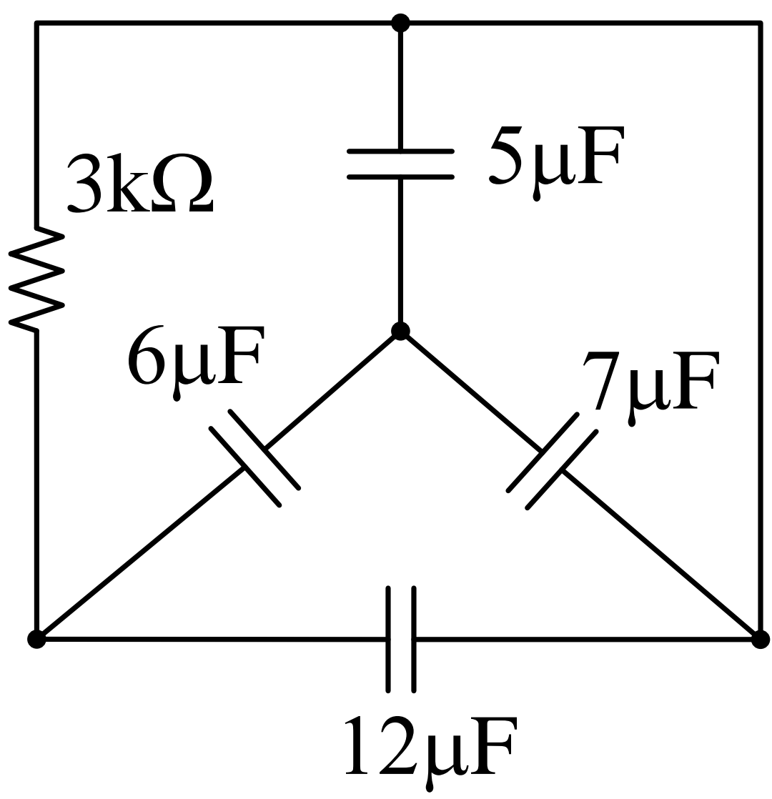 Wrg R C Time Constant Circuit Diagram