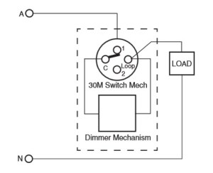 electrical  How can I wire this dimmer switch?  Home