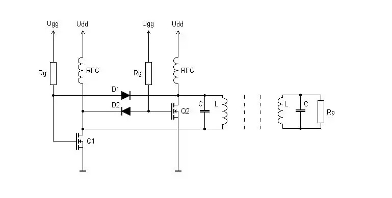 Wireless Power Transmission Circuit Component Functions
