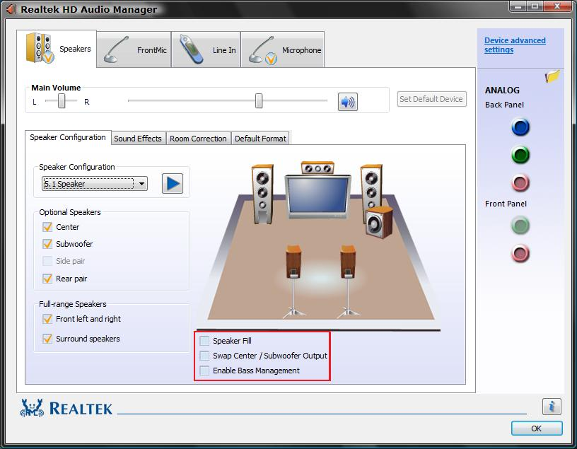 Resultado de imagen para Realtek High Definition Audio Drivers 6