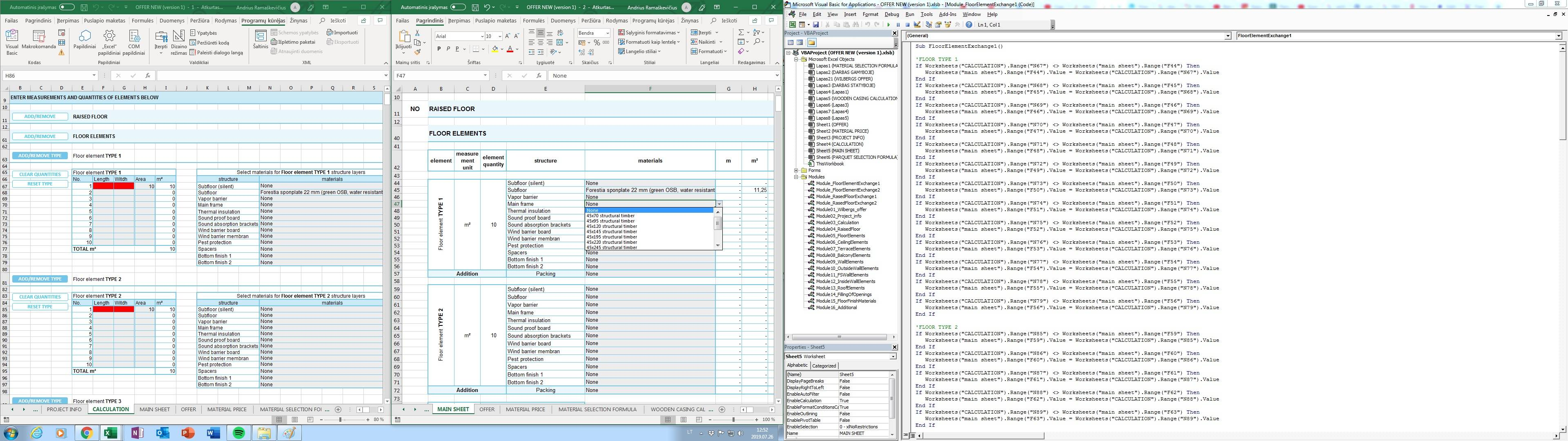 How Can I Simplify Or Loop Excel Vba Code For Data