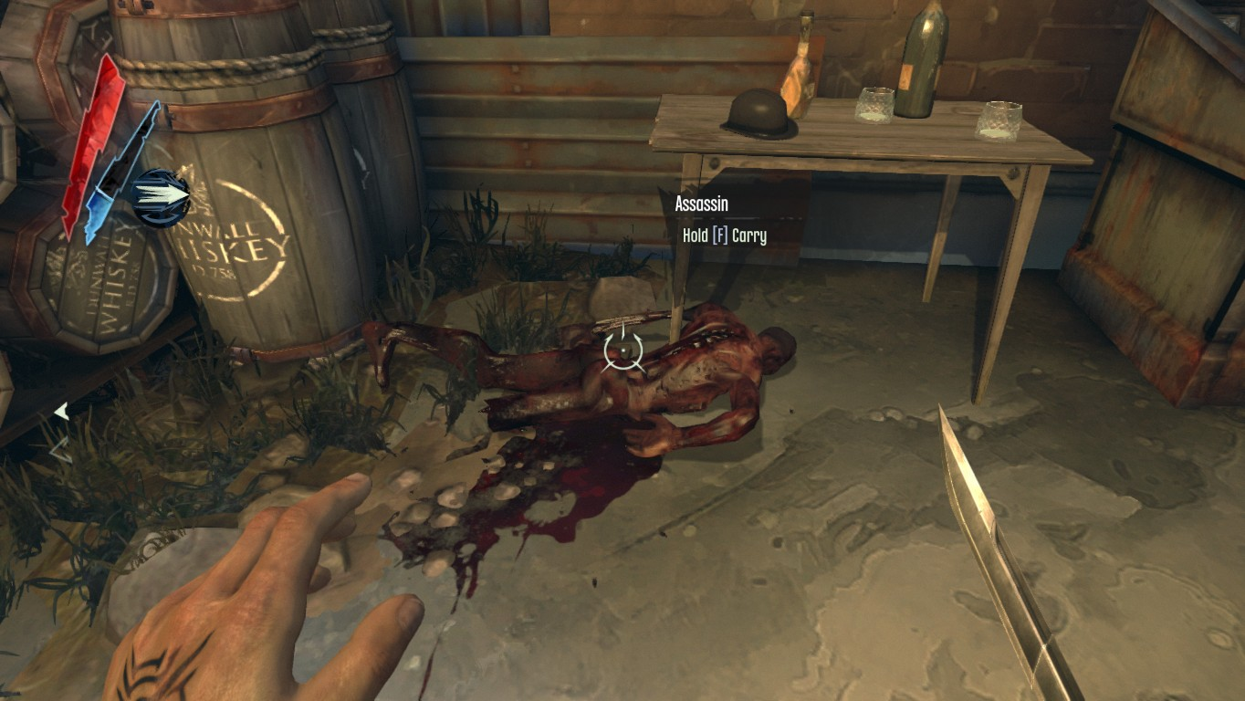 Dishonored How Do I Prevent Rats From Eating A Corpse