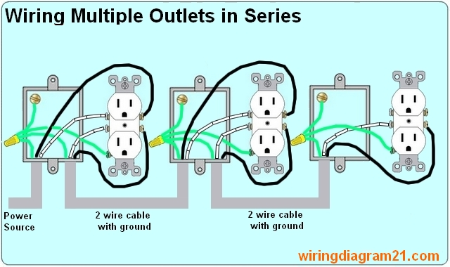 double gang box wiring diagram  trailer wiring diagram