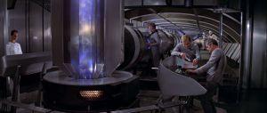 star trek  Why did warp cores bee vertical?  Science Fiction & Fantasy Stack Exchange
