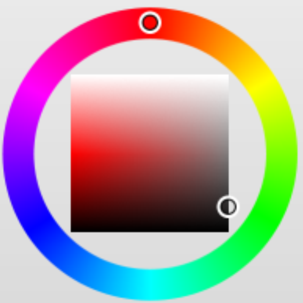 javascript generating a canvas picker with full rgb space
