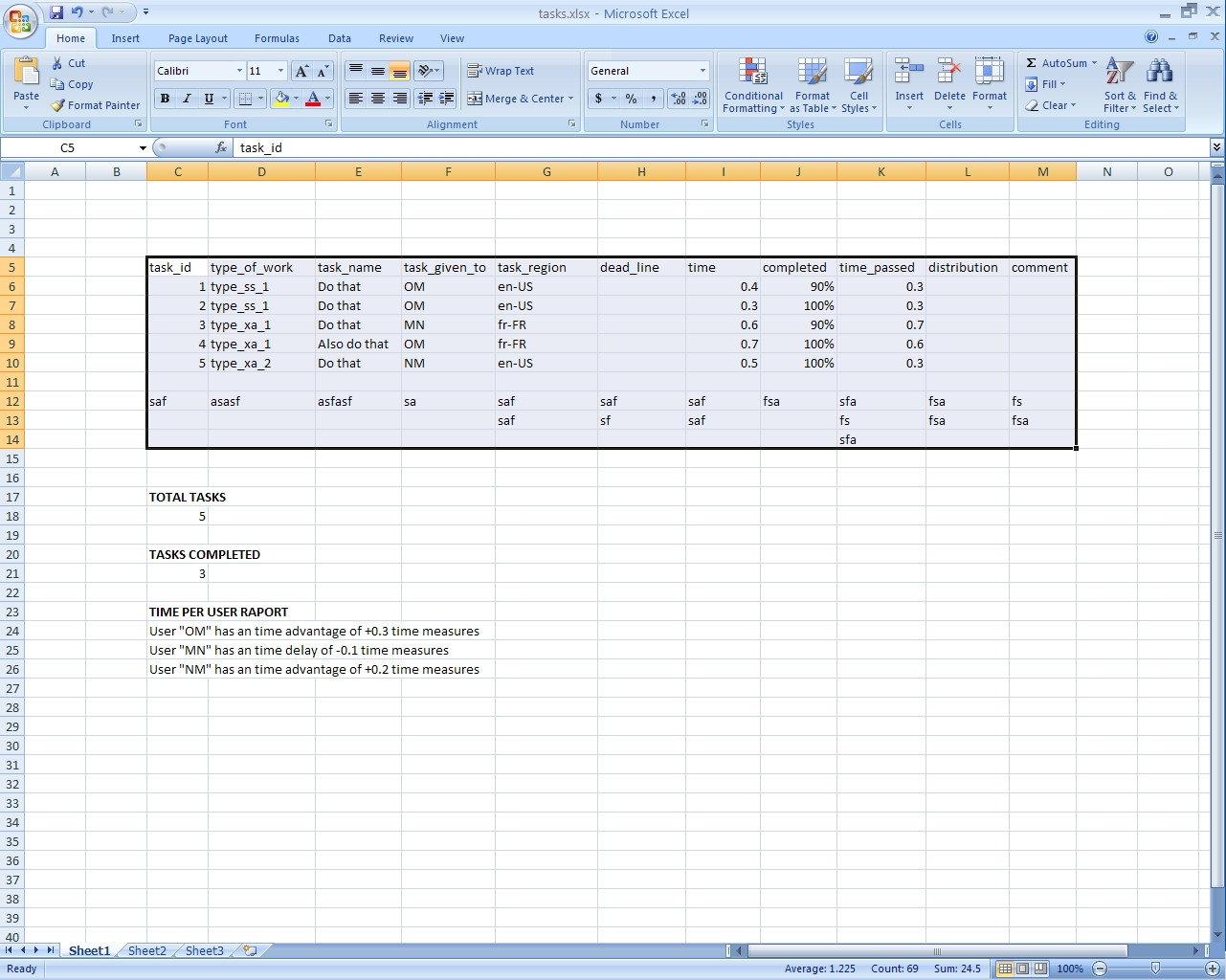Rss Tolerance Stack Up Excel