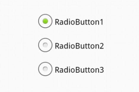 Memberi style CSS sederhana pada Radio Button