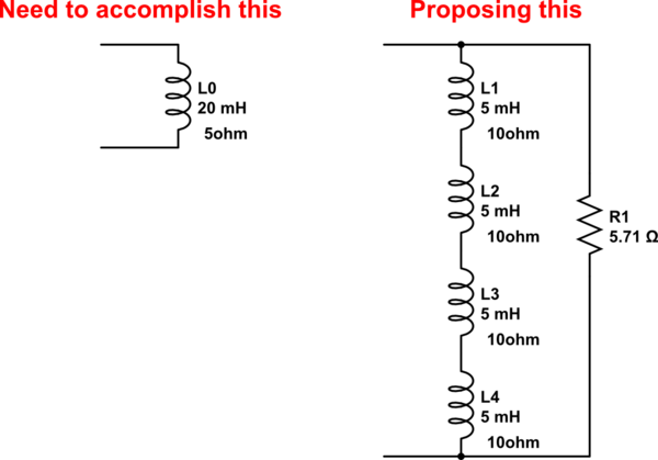 How Do I Use Series And Parallel Combinations Of Inductors