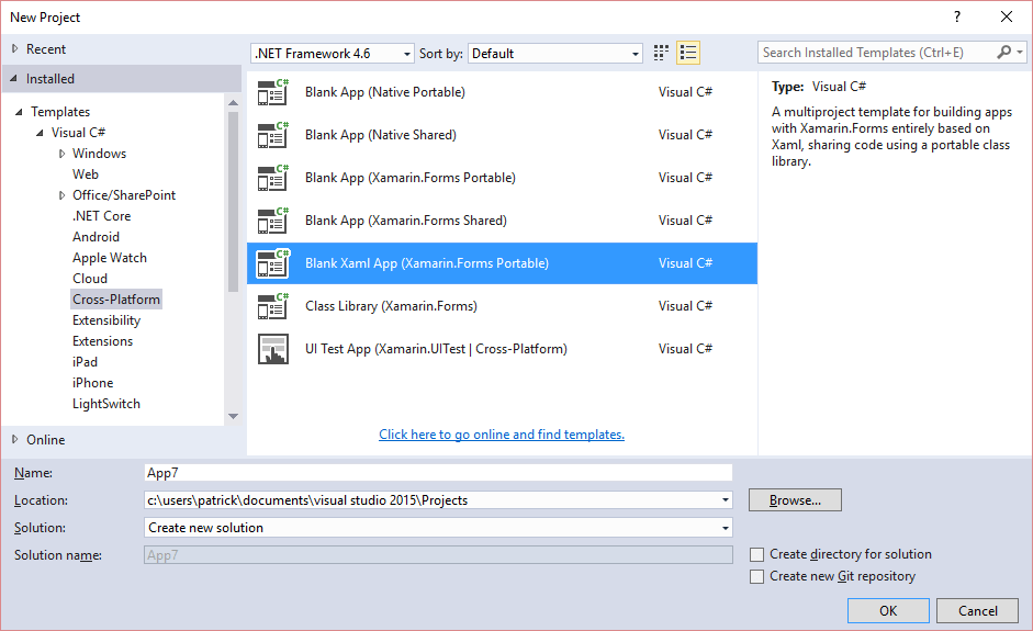 Xaml Template  template1  creating an xml file from an xml template