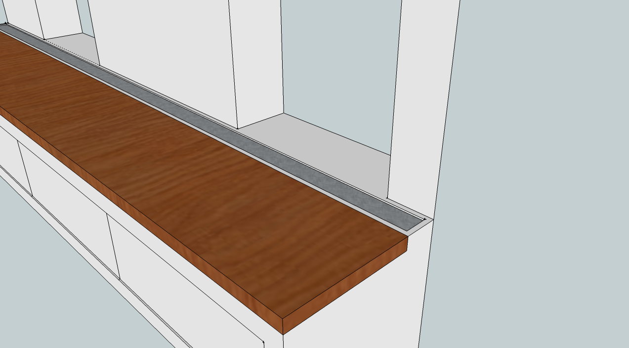 How Do I Remove Window Sill Apron Overhang Home Improvement Stack Exchange