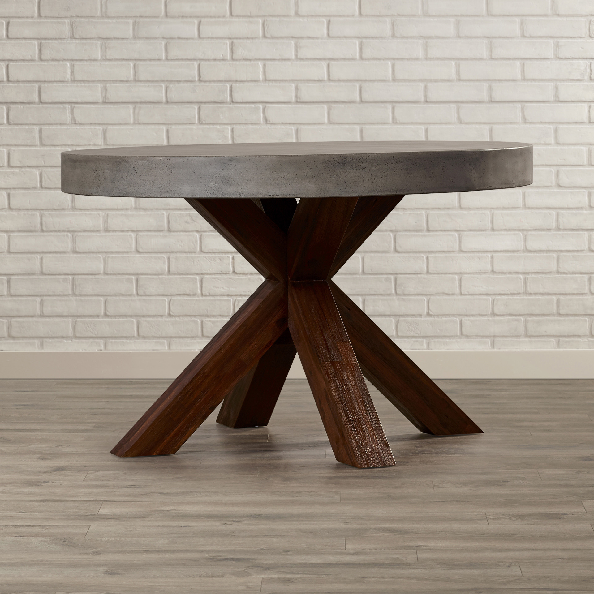how to build a double x table leg