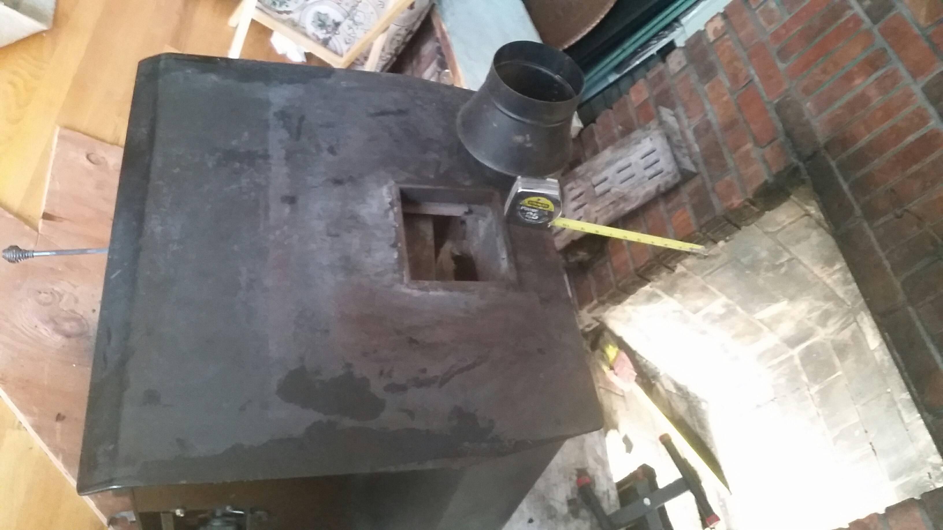Fireplace Damper Air Seal