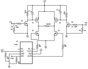 Low cost HBridge circuit for PWM  Electrical Engineering