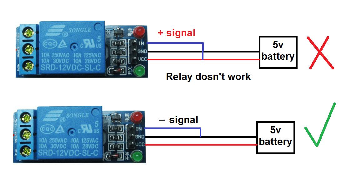 Arduino How Can Run The Relay Module?