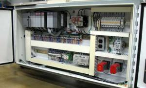 nec  How do I properly place devices in an electrical enclosure?  Home Improvement Stack Exchange