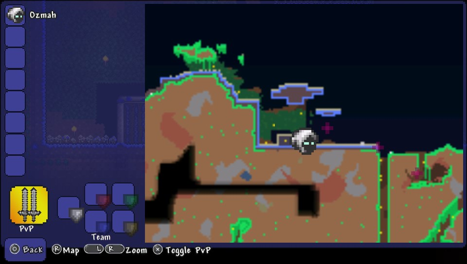 Ps Vita Terraria Console How Long Does The Truffle Take