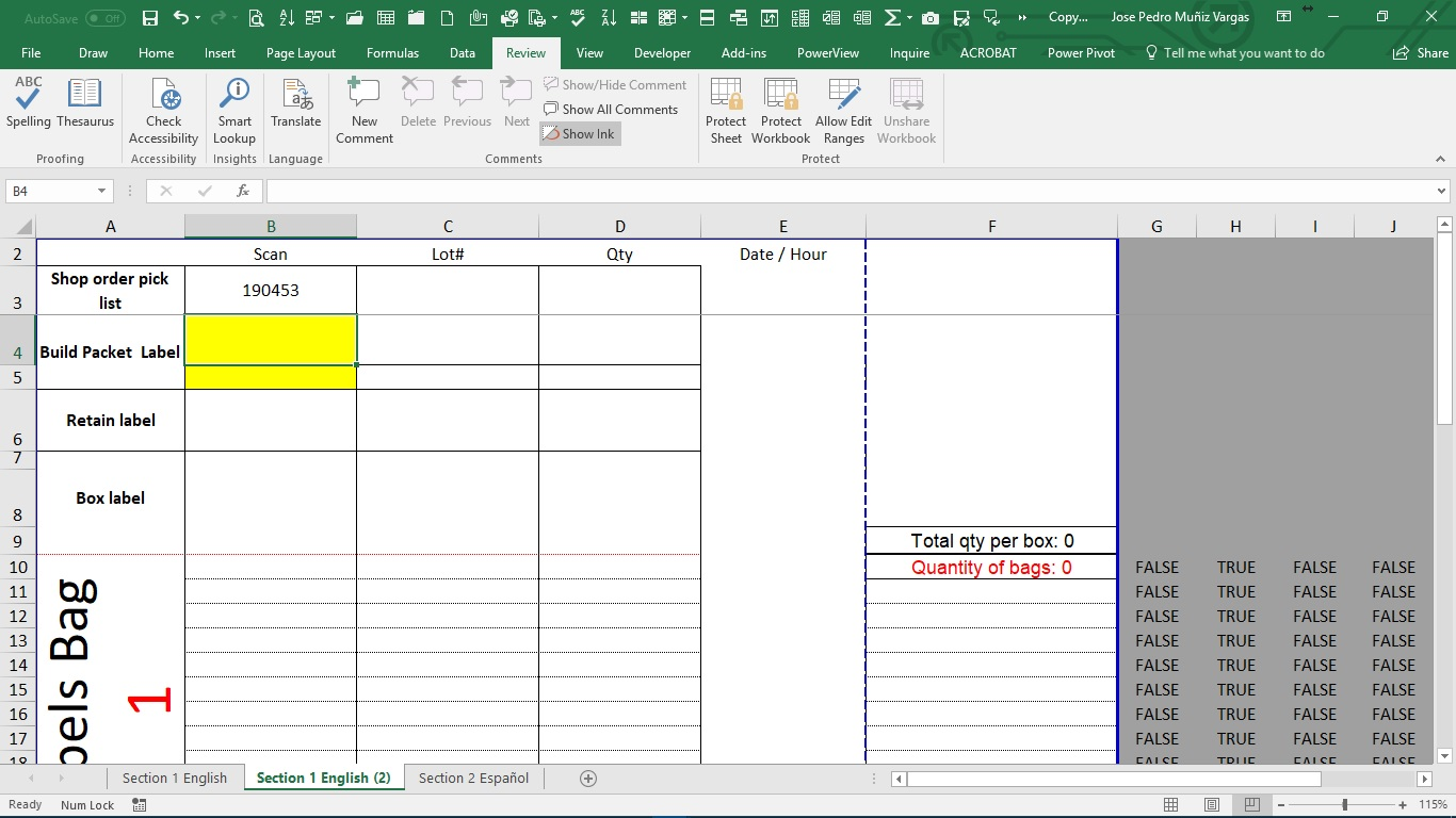 Change Event Vba Excel It Doesn T Work When Is Calling