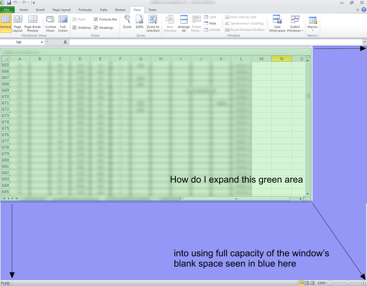 How To Add A Background Color Or Pattern To Excel Cells Ehow
