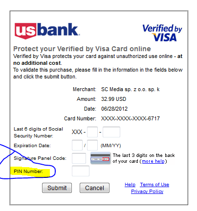 Image Result For Active Visa Card