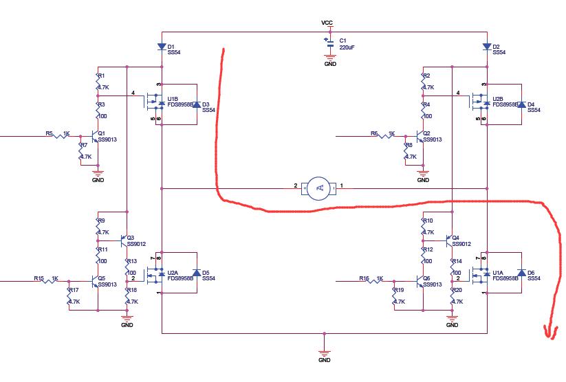 Analysis About H Bridge To Drive DC Motor