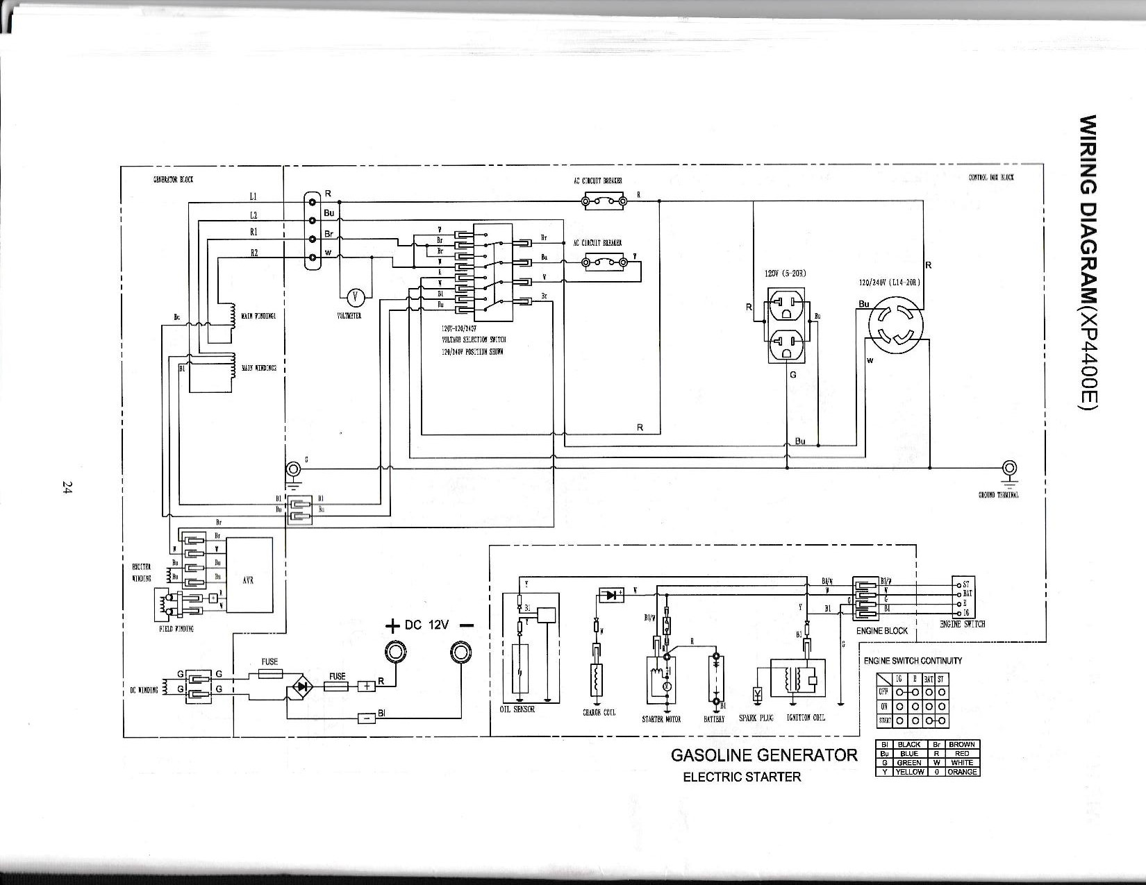 How To Start A Generator From A Relay