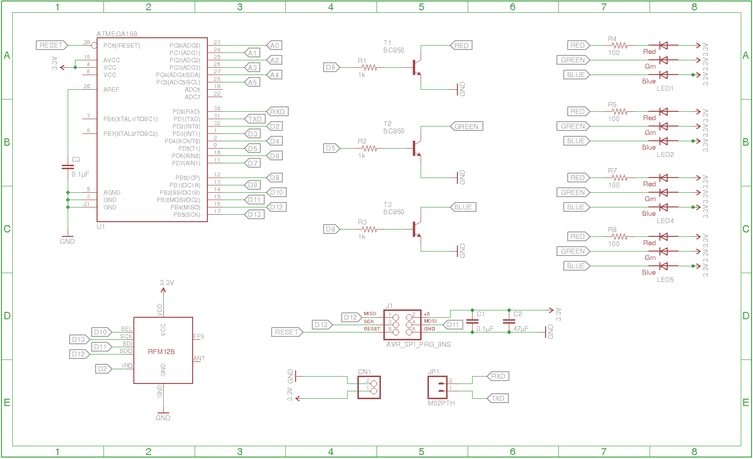 Can Someone Review My First Arduino Schematic Please